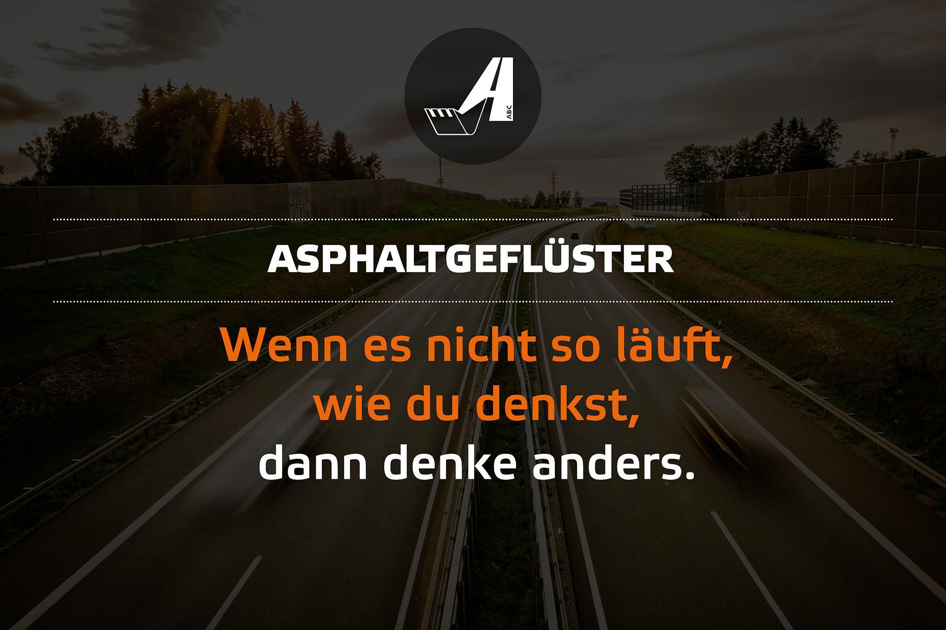 Asphalt-Bau Chemnitz ABC Tief- und Straßenbau GmbHWenn es